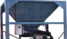 Morray Economy Bulk Hoppers integrates seamlessly into new or existing bulk handling systems.